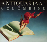 Logo of antiquarian bookshop Colombine, ©design Guido Braul, email: G.Braul@cable.A2000.nl
